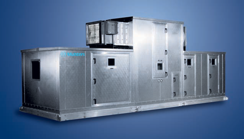 ICA Integrated Custom Air Handler