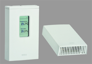 Wall-mounted Vaisala HMW90 Series HUMICAP Humidity and Temperature
