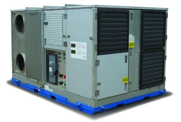 Dahlbeckengineering - Polygon 30 Ton DX Air Conditioner